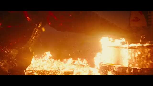 Watch and share Burning Godzilla GIFs on Gfycat
