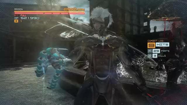 Watch and share Metal Gear Rising Revengeance 2018.07.04 - 14.00.21.04.DVR GIFs on Gfycat