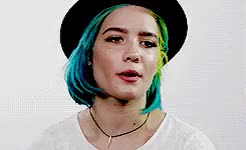 Watch and share Halsey GIFs and Music GIFs on Gfycat