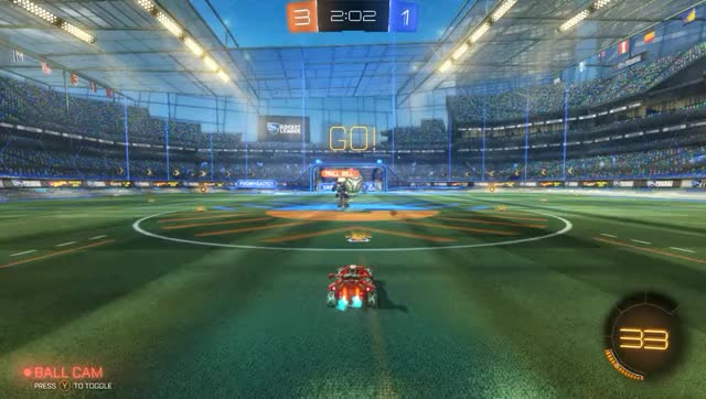 Watch the greatest pass ever GIF by Deluxe (@deluxe99) on Gfycat. Discover more RocketLeague GIFs on Gfycat