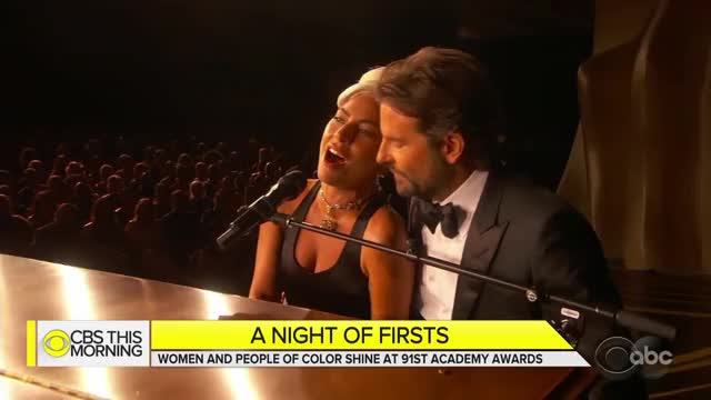 Watch this oscars GIF on Gfycat. Discover more academy awards, awards, bohemian rhapsody, cbs, films, green book, immigrants women, news, oscars, oscars 2019, video GIFs on Gfycat