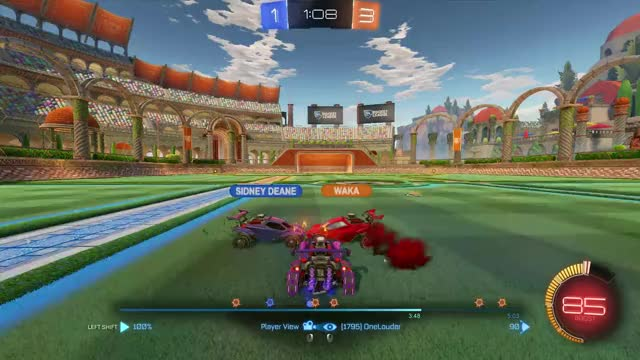 Watch and share RocketLeague 2019-03-22 04-52-17-09 X264 GIFs on Gfycat