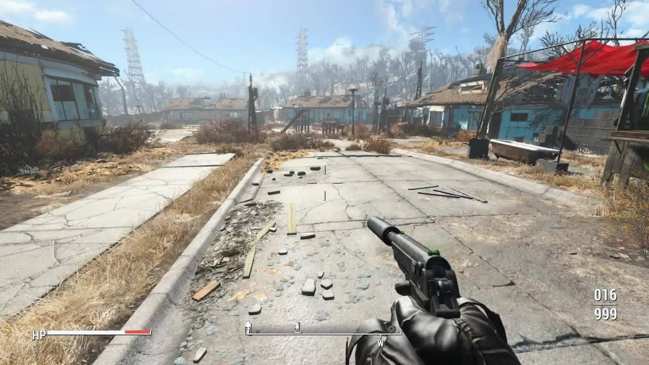 Fallout, fallout, falloutmods, fallout 4 weapon swap troubleshooting GIFs