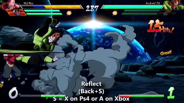 Watch and share How To Win At Dbfz GIFs and Dbfz Fundamentals GIFs on Gfycat