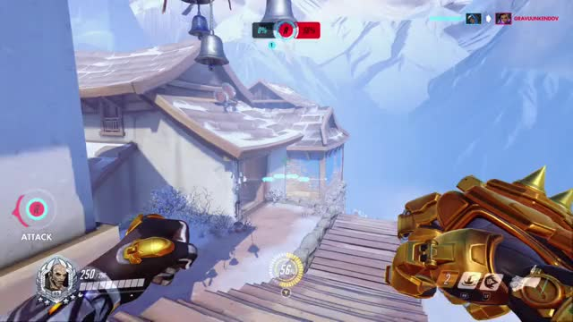 Watch 266132FB-765B-43B6-BFCD-A480F0FF85B5 GIF by @blackoutx18 on Gfycat. Discover more overwatch GIFs on Gfycat