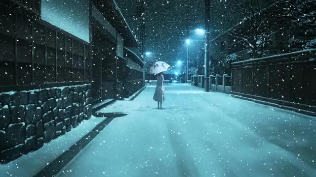 Watch and share Sakura Snow GIFs on Gfycat