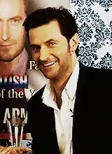 Watch i am divergent. GIF on Gfycat. Discover more bless the dentist, i stg he was high or some shit, jesus christ, mine, mygifs, or happy, puppy!richard, richard armitage GIFs on Gfycat
