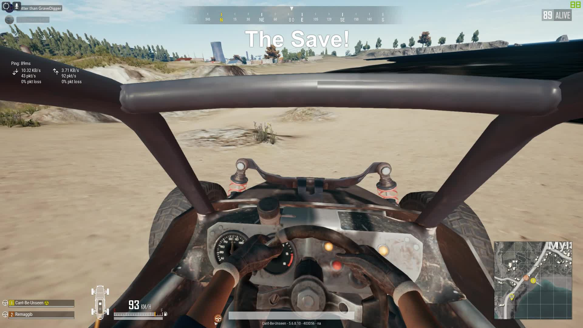 pubattlegrounds, pubg, When a Tragedy turns into a Miracle! GIFs