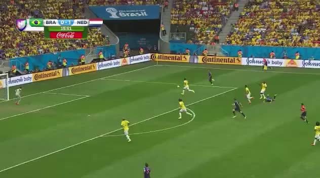 Watch Match Thread: Brazil v Netherlands (reddit) GIF by @badgersgopoo on Gfycat. Discover more soccer GIFs on Gfycat
