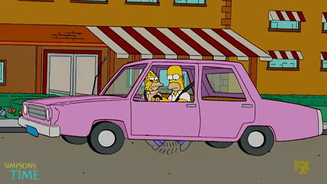 Watch Homer acts like a flinstone GIF on Gfycat. Discover more Flinstone, simpsons GIFs on Gfycat