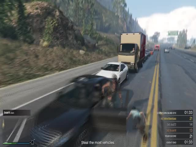 Watch and share Vanishing Cars GIFs and Gtaonline GIFs on Gfycat