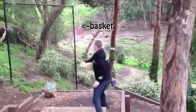 Watch Epic Disc Golf Fail GIF on Gfycat. Discover more related GIFs on Gfycat