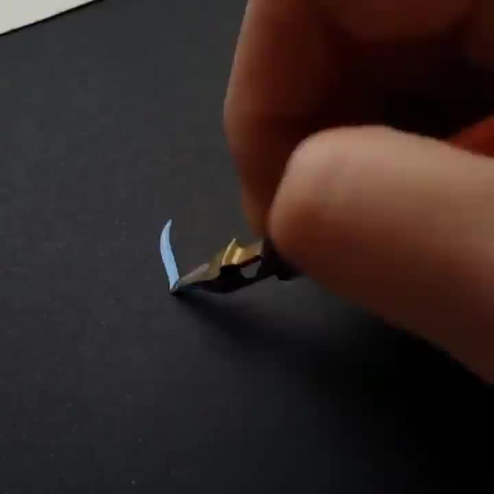 Calligrapher gets sabotaged GIFs