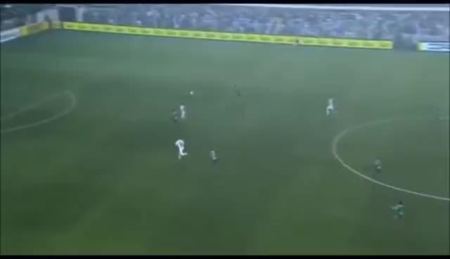Watch and share Nilson Perde Gol Feito - SANTOS X PALMEIRAS - Copa Do Brasil GIFs on Gfycat