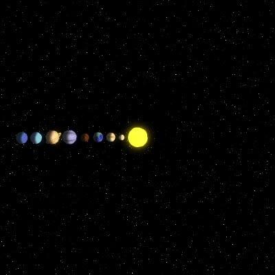 Watch and share Velocidad Traslacion Planetas Sistema Solar GIFs on Gfycat