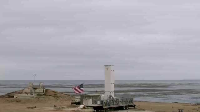 Watch and share U.S. DOD Conducts Flight Test Of New Ground-Launched Cruise Missile (GLCM) GIFs by @VICTOR196331 on Gfycat