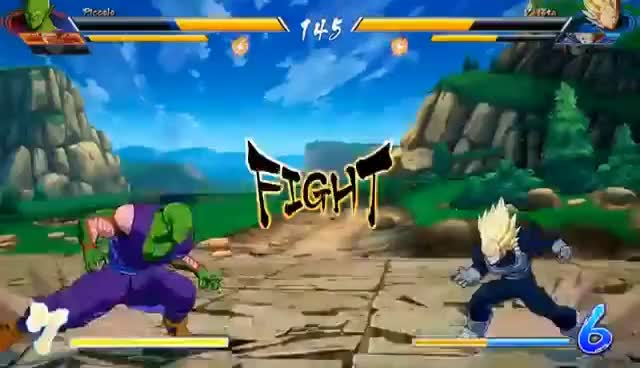 Watch and share Dragon Ball FighterZ Destructive GIFs on Gfycat