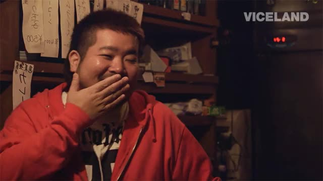 Watch [flirt] gaycation  GIF on Gfycat. Discover more LOVE, TOKYO, coy, flirt, flirting, gaycation, giggle, japan, reactions, viceland GIFs on Gfycat