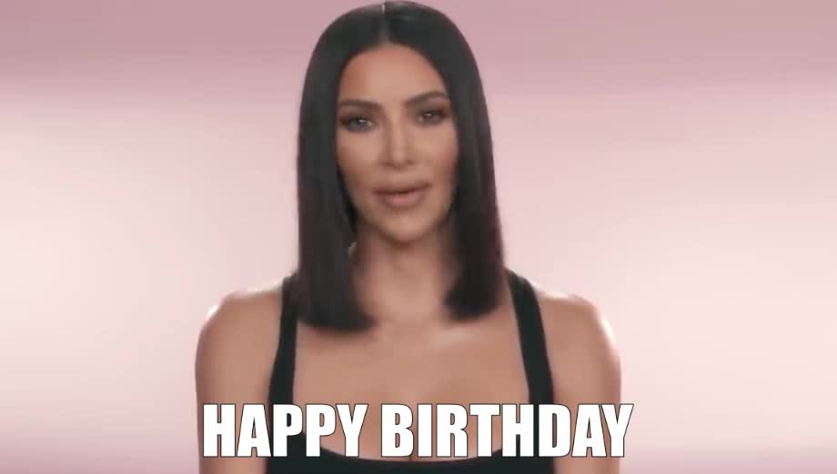 all, bday, best, birthday, celebrate, happy, happy birthday, kardashian, keepuing, kim, old, one, party, the, up, wish, wishes, with, year, you, Happy birthday GIFs