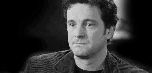 celebrity, colin firth, Meh + Whatever, Colin Firth gifs GIFs