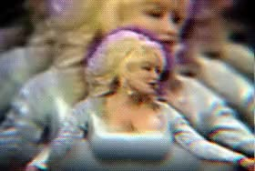 Watch Dolly Parton to CBC Radio: I'll never retire!  | CBC Arts GIF on Gfycat. Discover more related GIFs on Gfycat