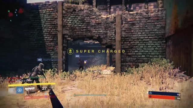 Watch Double down titan GIF by Xbox DVR (@xboxdvr) on Gfycat. Discover more Destiny, buck nACKsty, xbox, xbox dvr, xbox one GIFs on Gfycat
