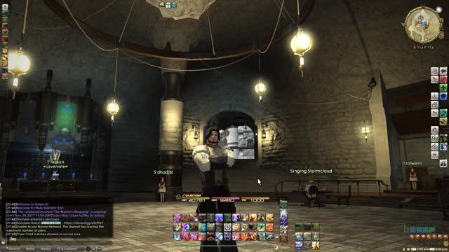 Watch FF14 BRD Hotbar  - Garrulf GIF on Gfycat. Discover more related GIFs on Gfycat