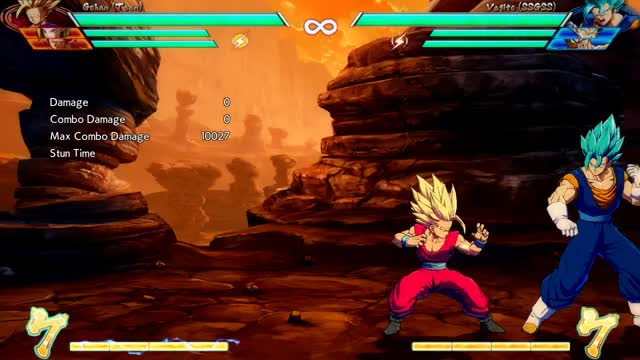 Watch 2018-09-04 16-48-11 Trim GIF on Gfycat. Discover more Dragon Ball FighterZ, dbfz GIFs on Gfycat
