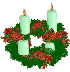 Watch and share Advent Wreath animated stickers on Gfycat