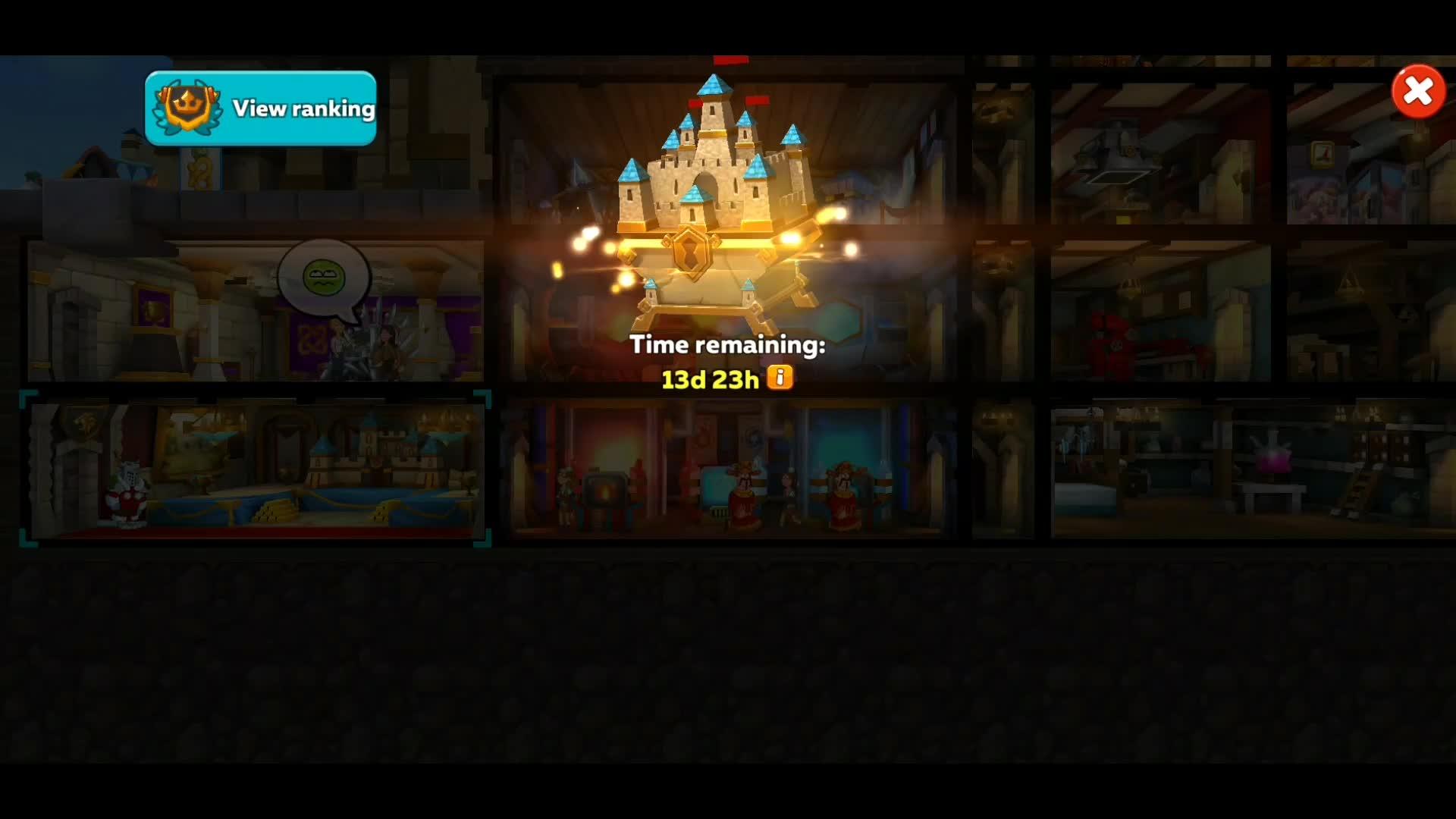 chest, clanwar, cw, fantasykingdom, hustlecastle, item, legendary, loot, opening, reward, Royal Chest #2 GIFs