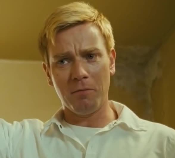 Boohoo, Cry, Crying, Cute, Ewan, GIF Brewery, McGregor, Sweet, emo, emotional, sad, tears, Sad Ewan McGregor GIFs
