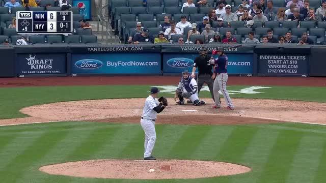 Watch and share Minnesota Twins GIFs and Baseball GIFs by richardopl on Gfycat