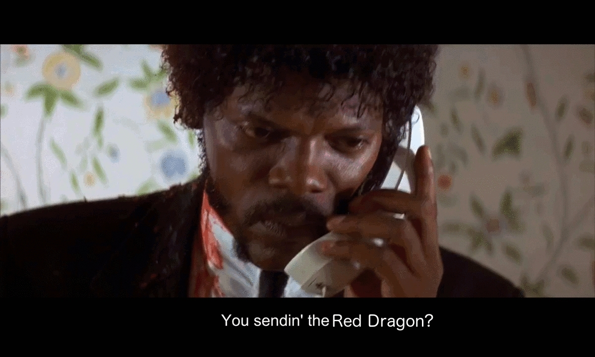 Elon Musk, elonmusk, reddragon, You sendin' the Red Dragon? GIFs