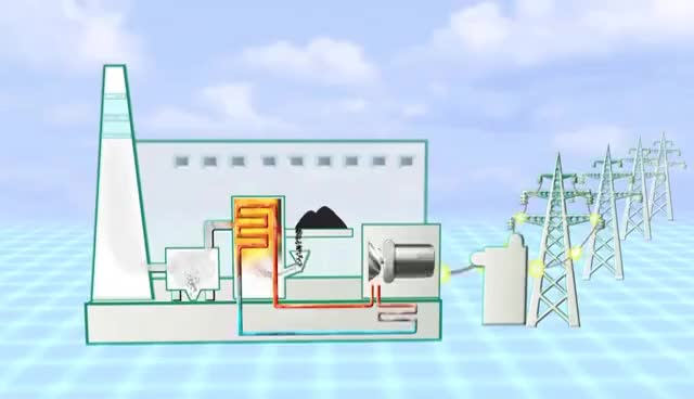 Watch How Power Plants Work GIF on Gfycat. Discover more related GIFs on Gfycat