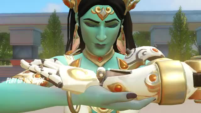 Watch and share Overwatch GIFs and Symmetra GIFs by moffit on Gfycat
