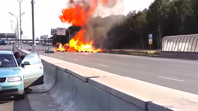 Watch and share Car Accident GIFs and Hazmat GIFs on Gfycat