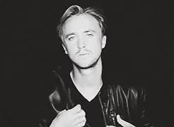 Watch and share Draco Malfoy GIFs and Tom Felton GIFs on Gfycat