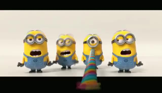 Watch and share Minons GIFs on Gfycat
