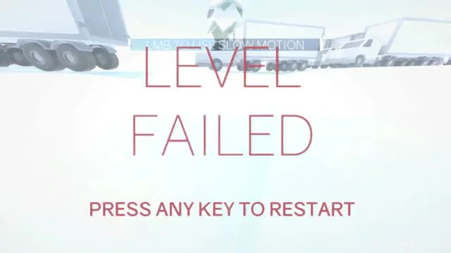 Watch and share Clustertruck: Classic Failure GIFs by bad-r0bot on Gfycat