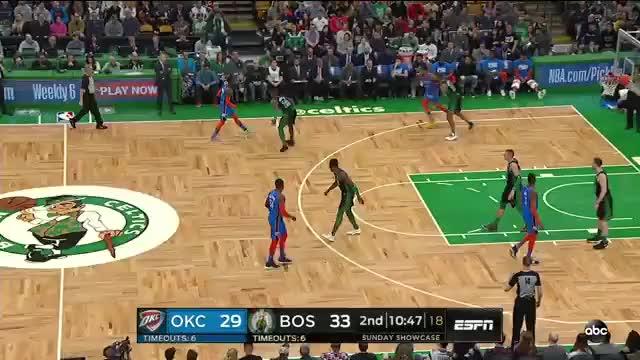 Watch and share Boston Celtics GIFs and Basketball GIFs on Gfycat