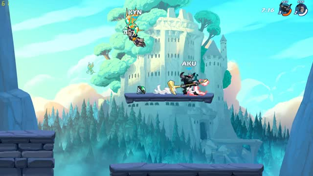 Watch and share Brawlhalla GIFs by Yahullahop on Gfycat