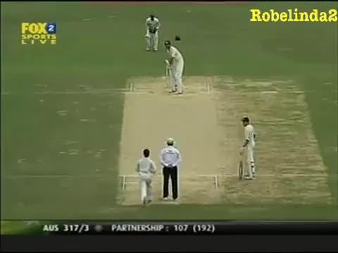 Watch and share JASON GILLESPIE 201* Vs Bangladesh 2nd Test 2005/06 DIZZY!!!!!!!! (reddit) GIFs on Gfycat