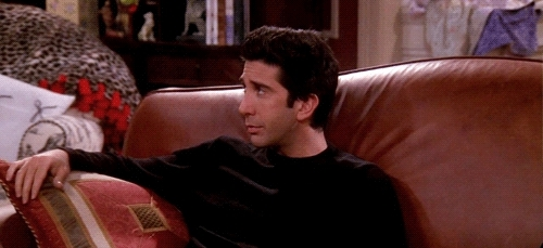 David Schwimmer, relief, relieved, sigh, relieved GIFs