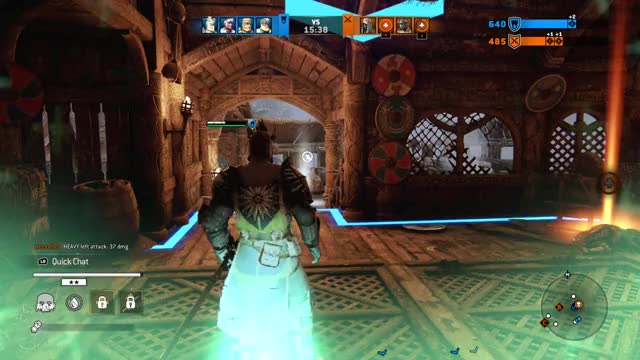 Watch and share SpiceyAlmond FORHONORStandardEdition 20190721 22-03-19 GIFs by Zach Collins on Gfycat