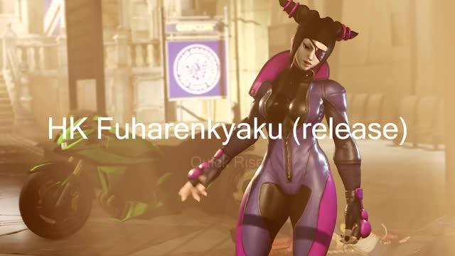 Watch Street Fighter V - Juri: Knockdown Setup/Meaty Guide GIF by EventHubs (@eventhubs) on Gfycat. Discover more juri, juri han, knockdown setup GIFs on Gfycat