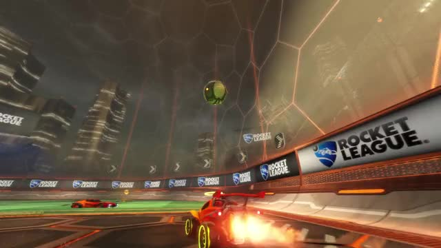 Watch and share Rocket League GIFs and Goal GIFs by freddwarf on Gfycat