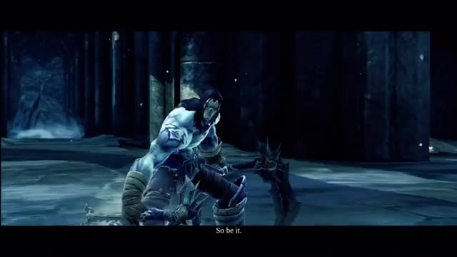 Watch and share Darksiders GIFs and Thq GIFs on Gfycat