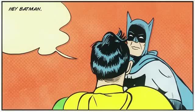 animeme, batman, meme, robin, batman GIFs