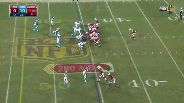 Watch and share Arizona Cardinals GIFs and Carolina Panthers GIFs by Ricky Bobby on Gfycat