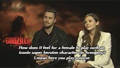 Watch and share Elizabeth Olsen GIFs and Captain America GIFs on Gfycat
